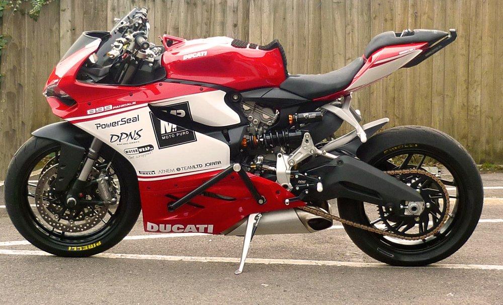 Ducati Merch