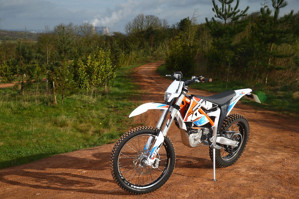 ktm freeride e review -