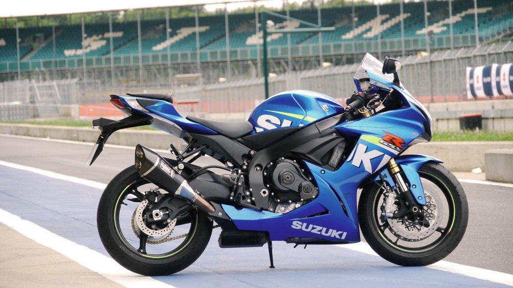 2015 Suzuki Gsx R750 Review