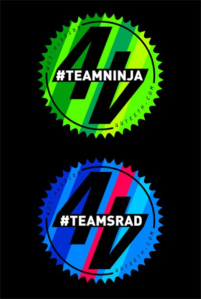 TEAMS stickers