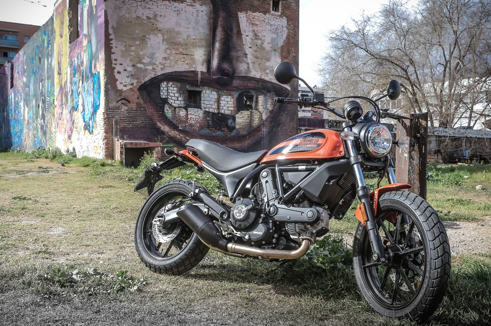Ducati Scrambler Sixty Review Youtube