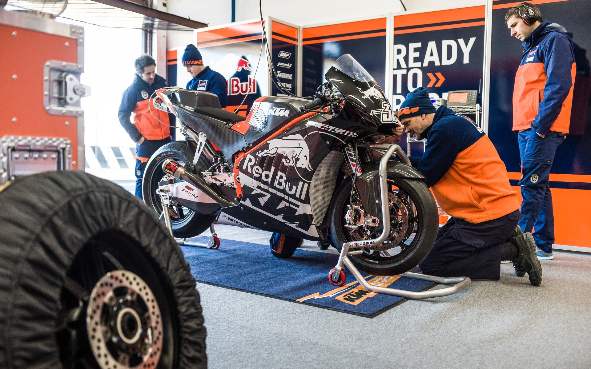 What Can We Expect From Ktm In Motogp