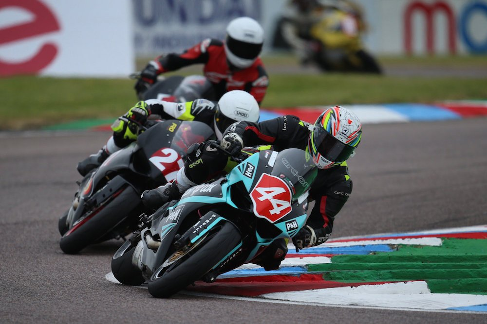 Thruxton British Super Bike championship 22-23-24 July 2016