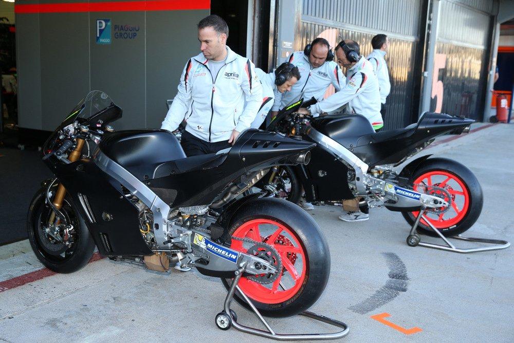 Valencia Test - MotoGPComunitat ValencianaRicardo Tormo15-16 November 2016