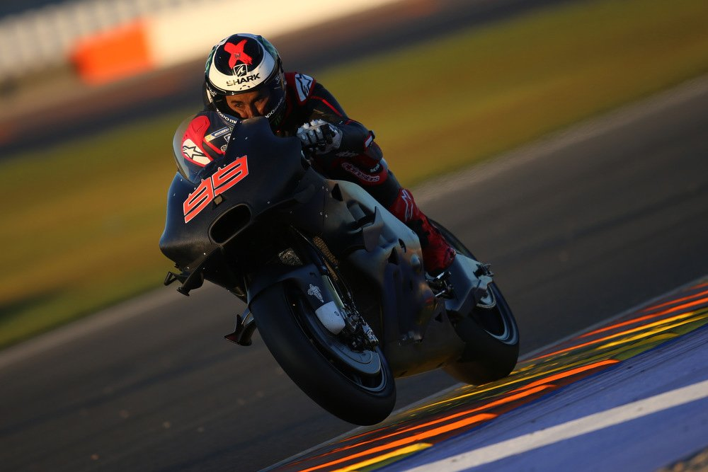 Valencia Test - MotoGP Comunitat Valenciana Ricardo Tormo 15-16 November 2016