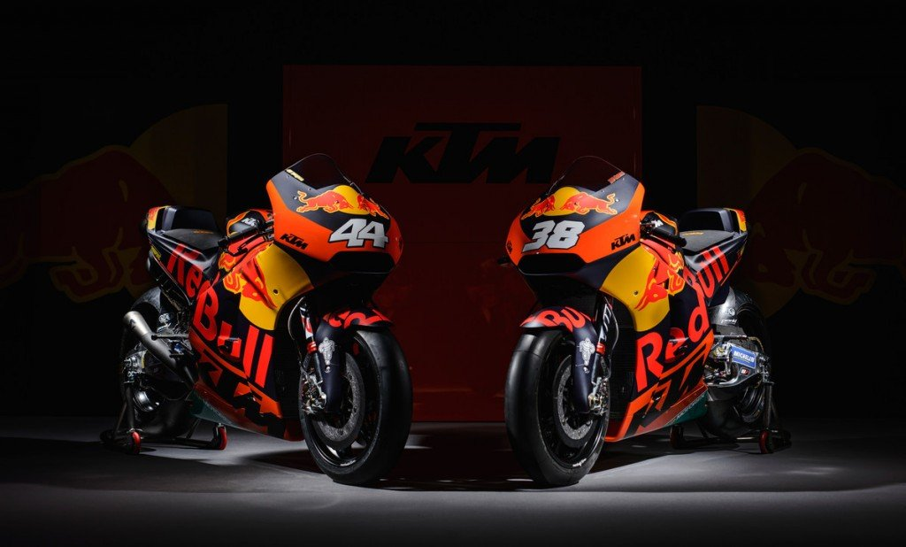 166970_Pol Espargaro _ Bradley Smith KTM RC16 2017