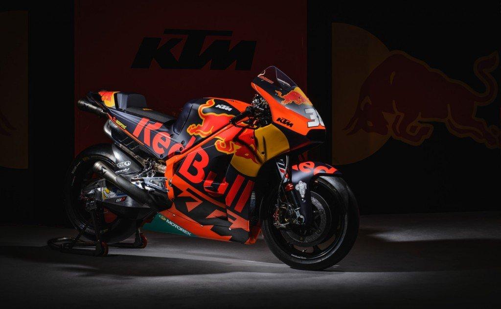 166971_Bradley Smith KTM RC16 2017