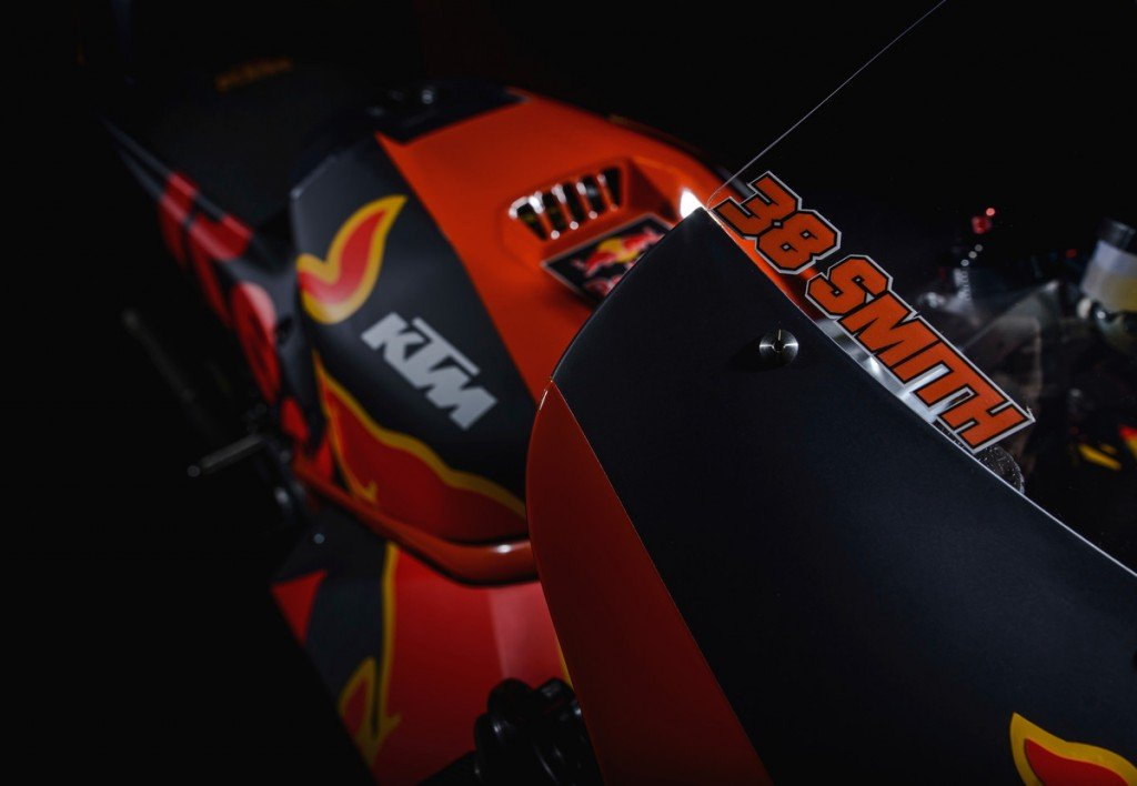 166976_Bradley Smith KTM RC16 2017