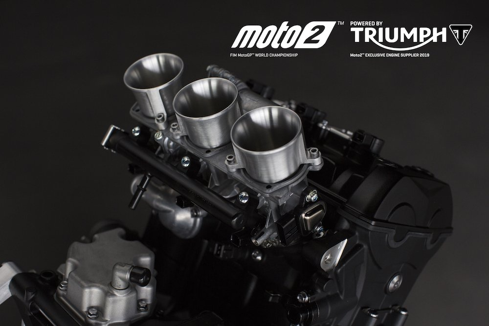 163deb5ca1d Triumph confirmed as Moto2 engine supplier -