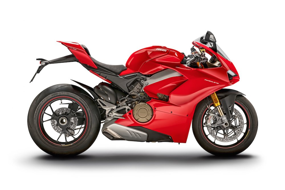 ducati panigale v4 unveiled. Black Bedroom Furniture Sets. Home Design Ideas